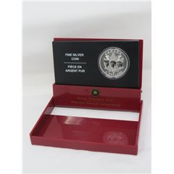 2005 CNDN $5 COIN (END OF WWII)