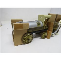 OLD STOCK 1912 TANK WAGON BANK