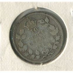 TEN CENT COIN (CANADA) *1921*