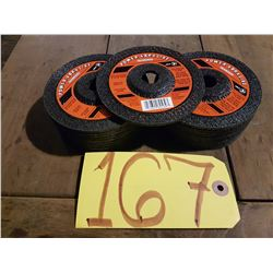 "Jet Grinding/Cutting Disc 4""x 1/8"" x 5/8"""
