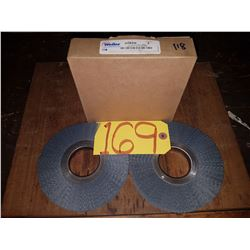 "Weiler 6"" Abrasive Nylon Wheel"