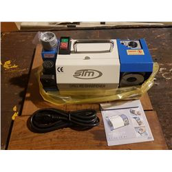 Brand New ! STM DM213 Fast Drill Sharpener 13mm capacity