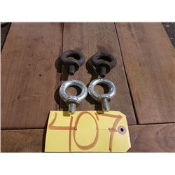 Lot of C-15E Forged Eye Bolt M12