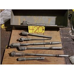 Box with Extended CounterBore tools