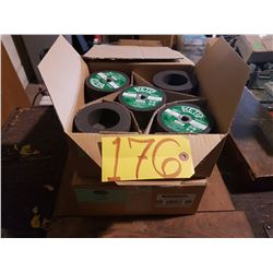 Box of (10)KETO K-Cup Grinding Wheels