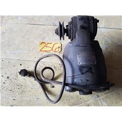 Electric Motor 1/4hp 115v