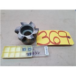 """Mitsubishi Fly Cutter ASX400R 3"""" with insert"""
