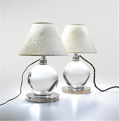finial lamp inch ball urbanest crystal shades products for