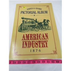 LARGE INDUSTRIAL AGE BOOK