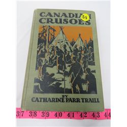 BOOK (CANADIAN CRUSOES) *1923*
