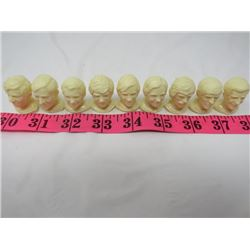 NHL PLAYERS BUSTS (GILLETTE)