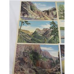 LOT OF POSTCARDS (AMERICAN WEST)