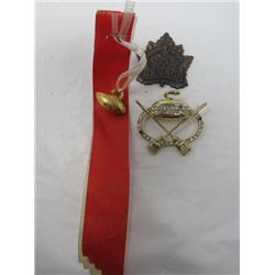 SPORTS FOB AND PINS