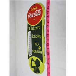 COKE THERMOMETER (REPRODUCTION)