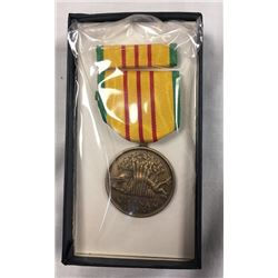 ORIGINAL REPUBLIC OF VIETNAM SERVICE MEDAL (ORIGINAL SURPLUS) *NOT A REPRODUCTION* (1969) *ALL BRANC