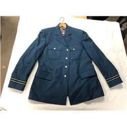 ROYAL CANADIAN AIR FORCE CAPTAINS FORMAL JACKET LARGE