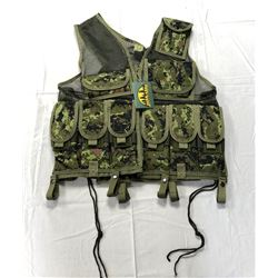 NEW PARKLANDS DIGITAL TACTICAL VEST