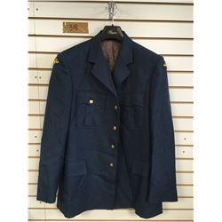 HEAVY WEIGHT AIR FORCE COAT (MENS SIZE 7646)