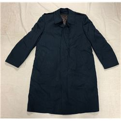 LONG PARADE COAT (BLUE) *SIZE LARGE*
