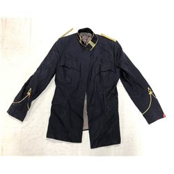 WOMENS PARADE COAT (SIZE LARGE)