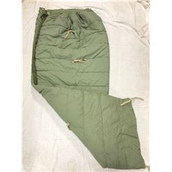 CANADIAN FORCES INNER DOWN FILLED SLEEPING BAG