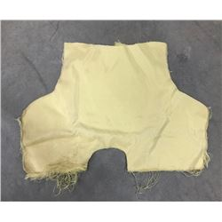 """BULK KEVLAR 26"""" X 19"""" APROX 30 LAYERS (TWICE THICKNESS OF A BULLET PROOF VEST)"""