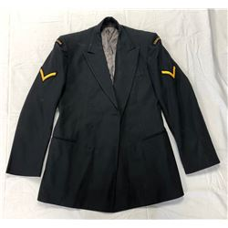 CANADIAN FORCES PRIVATES DRESS COAT