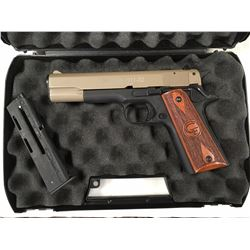 22 PISTOL (1911-22LR) *2 TONE* (WOOD GRIPS) *MADE IN ITALY* (RESTRICTED) *YOU WILL NEED A RESTRICTED