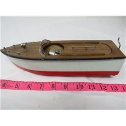 BATTERY OPERATED POWER CRUISER (BOAT IN BOX)