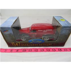 DIECAST MODEL ( 1947 FORD DELIVERY) *1:25 SCALE* (CANADIAN TIRE)
