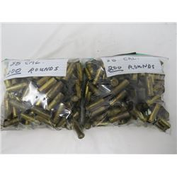 FIRED ONCE 38 CAL 400 ROUNDS
