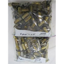 FIRED ONCE 40 S&W 420 ROUNDS