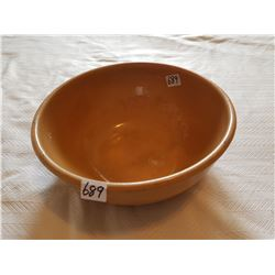 LARGE MEDALTA BOWL (9 1/2 INCHES)