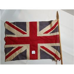 VERY OLD BRITISH FLAG