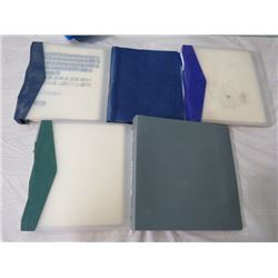 HUGE LOT OF BRITISH COMMEMORATIVES IN BINDERS