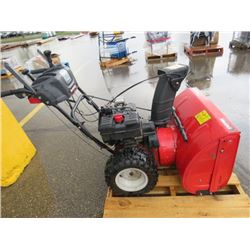 "SNOW BLOWER (RED) *MTD8 (10.5 HP) *29""*"