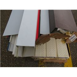 BUNDLE OF SIDING AND SOFFET