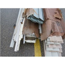 ASSORTED SIDING