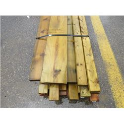 "LUMBER (2"" X 4"") *2"" X 8""* (TREATED) *VARYING LENGTHS)"