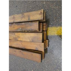 "LUMBER (2"" X6"") *VARYING LENGTHS* (TREATED)"