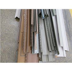 LOT OF MISC SIDING (VARIOUS COLORS)