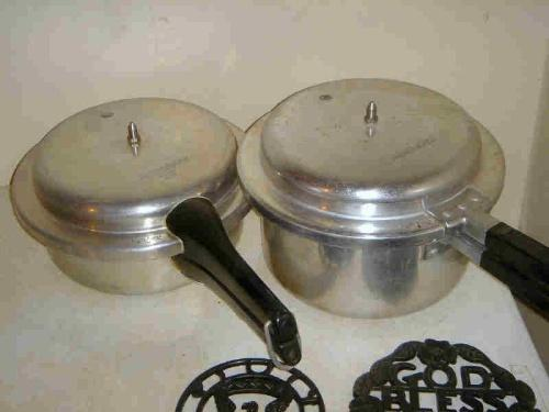 Mirror matic pressure cooker for Mirror 0 matic
