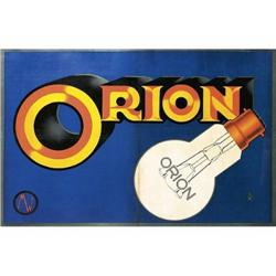 Placard - Orion