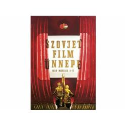 Placard - The Celebration of the Soviet Film