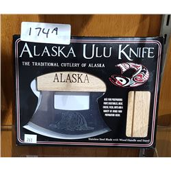 NEW IN PACKAGE ALASKAN ULU KNIFE