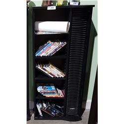 DVD STAND WITH DVD'S