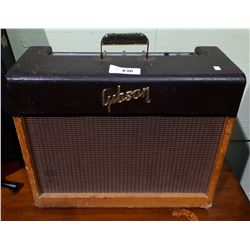 VINTAGE GIBSON AMP