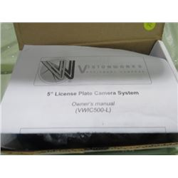 LICENSE PLATE BACK UP CAMERA SYSTEM (NEW)
