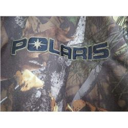 POLARIS CAMO JACKET (MEN'S XL) *DAMAGED LEFT CUFF*