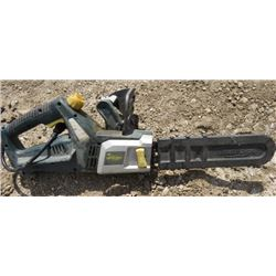ELECTRIC CHAIN SAW (WORKS)